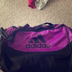 NEW- Adidas duffel bag